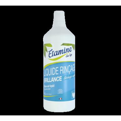 Liquide rinçage lave-vaisselle 1L Etamine du lys