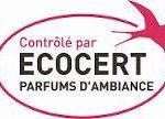 Label Ecocert parfums d'ambiance