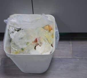 Réduire les déchets de la cuisine