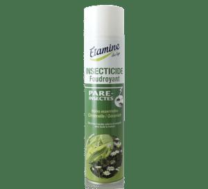 Insecticide citronelle Etamine du lys